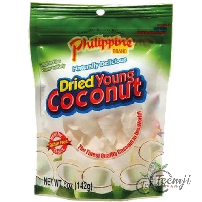 Philippine Brand Dried Young Coconut 142G Snacks