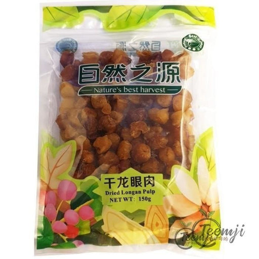 Natures Best Harvest Dried Longan 150G Rice/dried