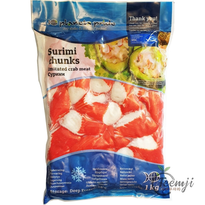 Planets Pride Surimi Chunks 1Kg Hot Pot
