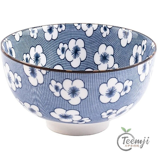 Prunus Mume Flower Bowl 4.5 Rice/dried