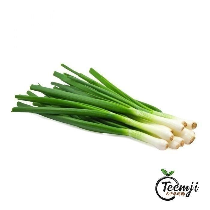 Spring Onion Vegetables