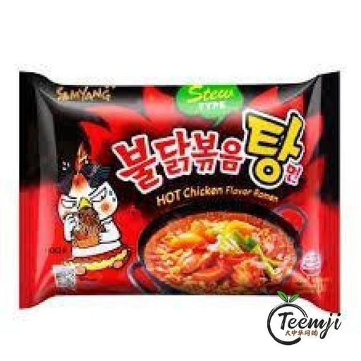Samyang Hot Chicken Stew Ramen 145G Noodle