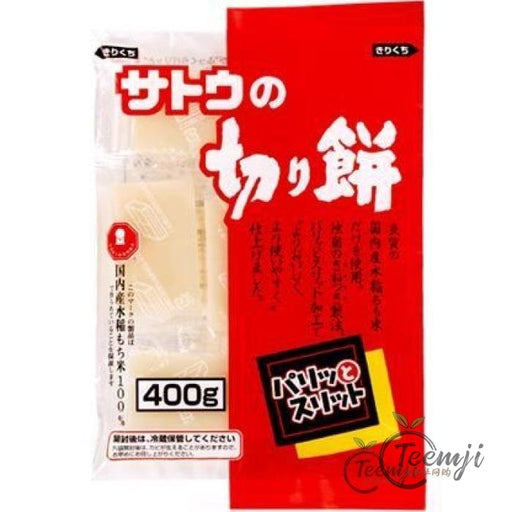 Sato Kirimochi Rice Cake / 400G Fresh Products