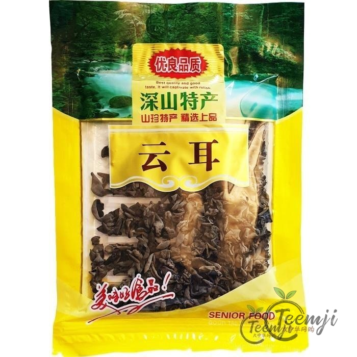 Senior Food Black Fungus 100G Rice/dried