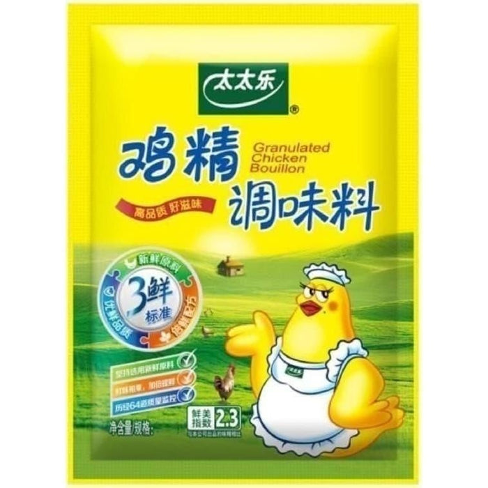 Totole Granulated Chicken Flavour Bouillon 太太乐鸡精 200g