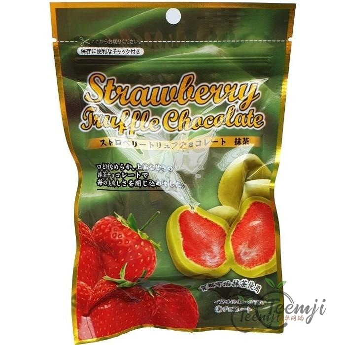 Strawberry Truffle Chocolate Matcha 60G Candy