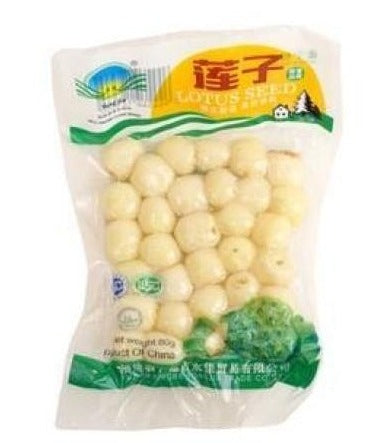 Yong Jia Lotus Seed 80G Fresh Products