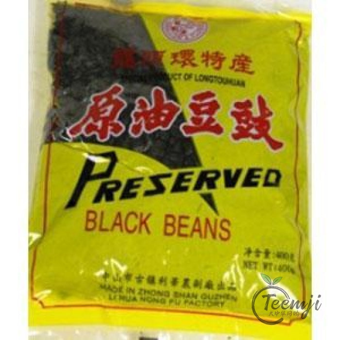 Swallow Flower Fermented Black Beans 500G Spices