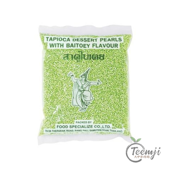 Tapioca Pearls With Baitoey Flavour 454G Rice/dried