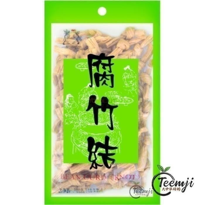 Double Dragons Bean Curd (Knot) 300G Rice/dried