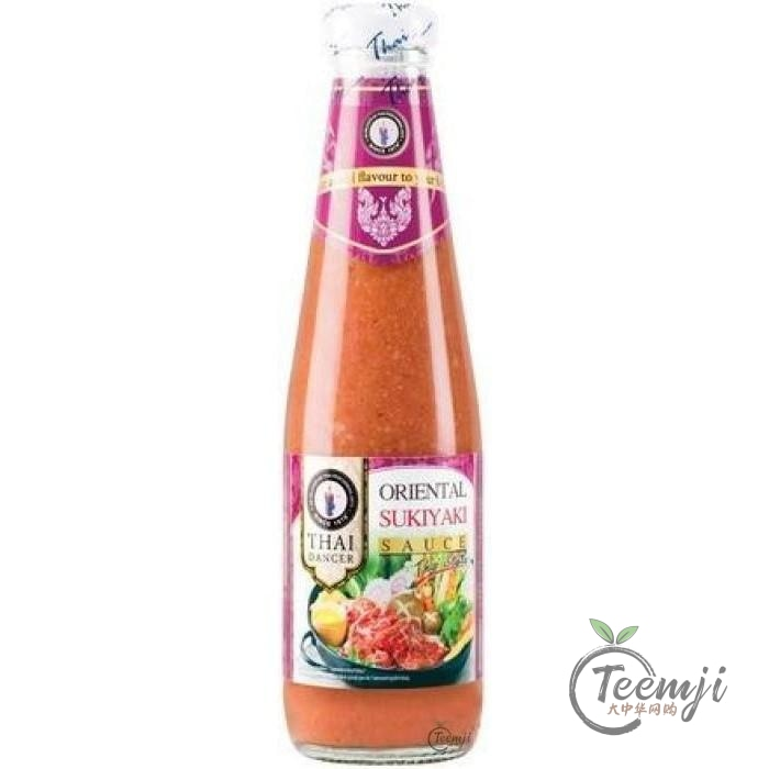 Thai Dancer Oriental Sukiyaki Sauce 300Ml