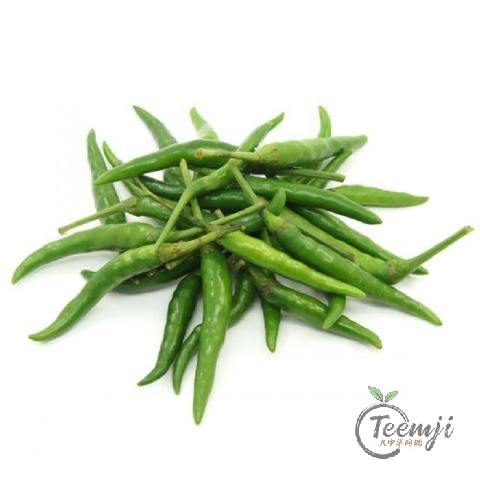 Thai Green Chilli 100G Vegetables