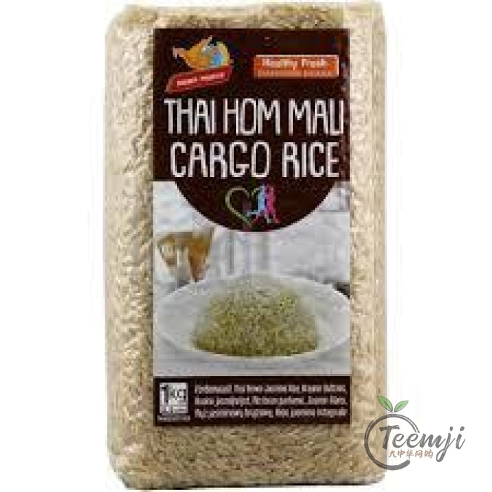 Thai Hom Mali Cargo Rice 1Kg Rice/dried