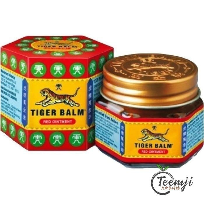 Tiger Balm Red Healthy Products