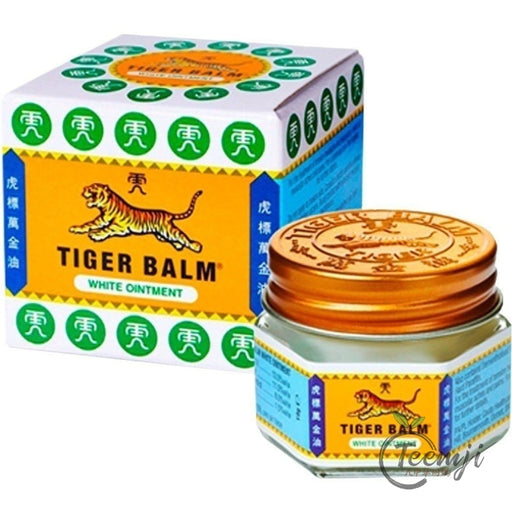 Tiger Balm White Healthy Products