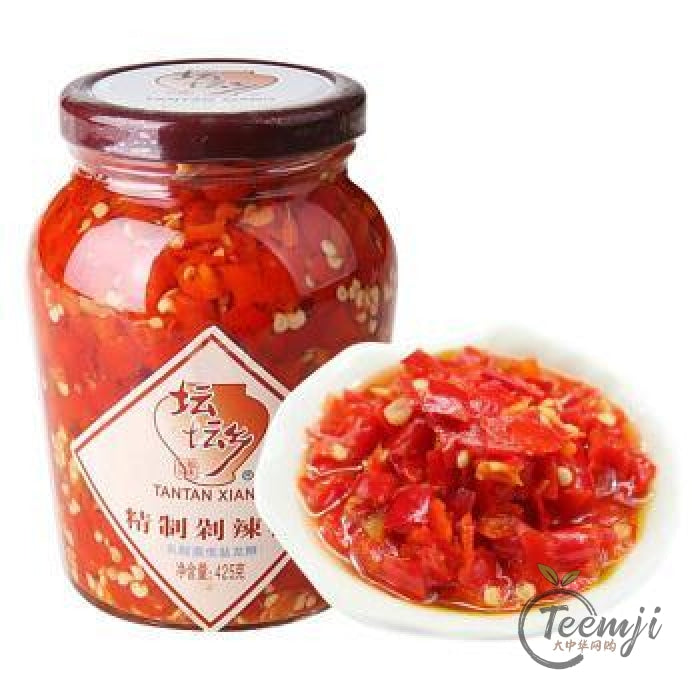Ttx Minced Red Chilli 210G Sauce