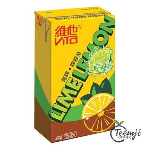 Vita Lime Lemon Tea 250Ml & Coffee