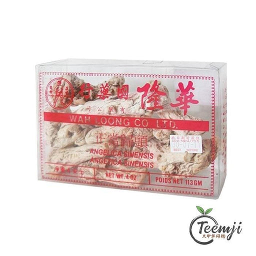 Wah Loong Angelica Sinensis 113G Healthy Products