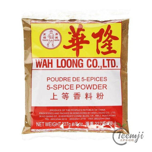 Wah Loong Five Spice Powder 227G Spices