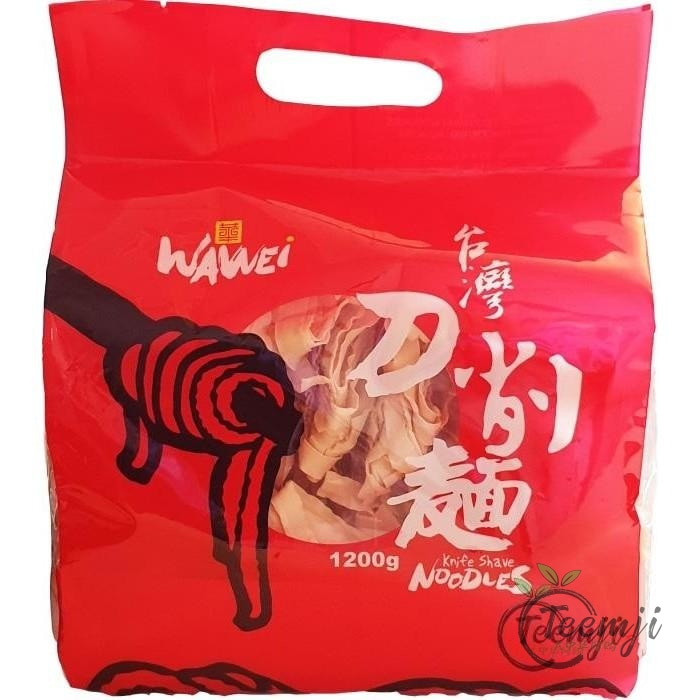 Wawei Taiwan Knife Shave Noodles 1200G Noodle