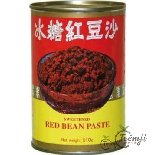 Wu Chung Sweet Red Bean Paste 510G Paste
