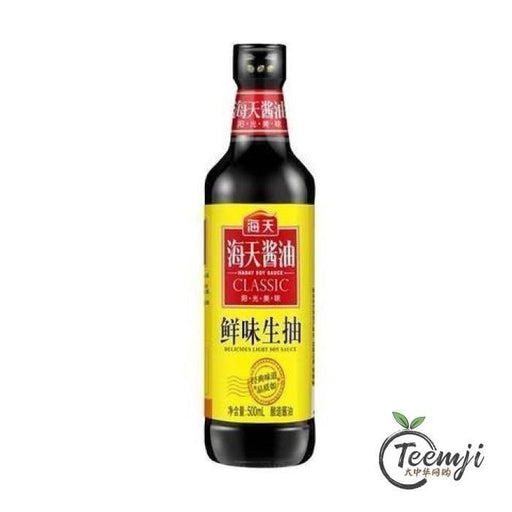 Haday Light Soy Sauce 500Ml Sauce