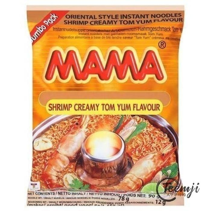 Mama Noodle Creamy Shrimp Tom Yum 90G