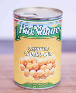 BioNature Organic Chick Peas