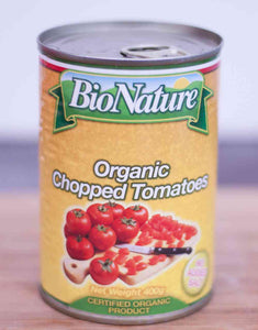 BioNature Organic Chopped Tomatoes