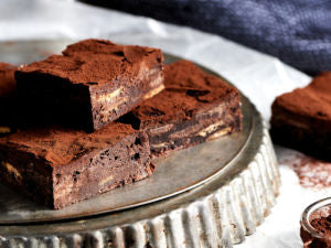 Madhouse Bakehouse Triple Chocolate Brownie