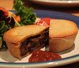 Silly Yaks Steak & Mushroom Pie - 200g (gluten free)