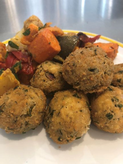 Vegan Polpette - 220gm (8pcs)