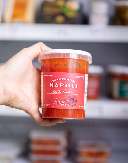 Traditional Napoli Sauce - 450g