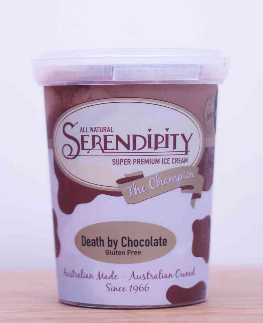 Ice Cream - Death By Chocolate - 500ml