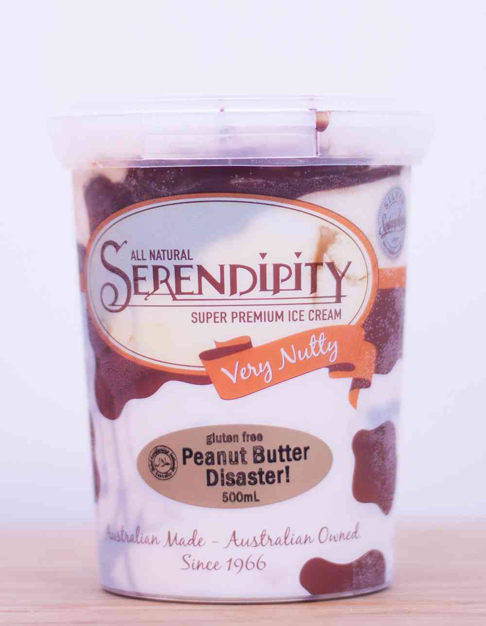 Ice Cream - Peanut Butter Disaster! - 500ml