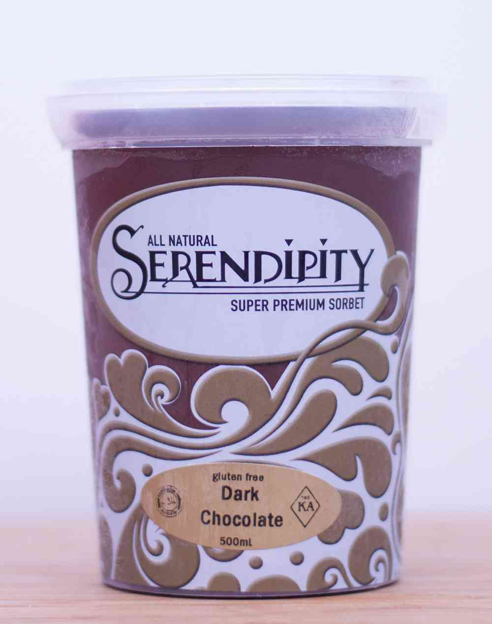 Sorbet - Dark Chocolate - 500ml