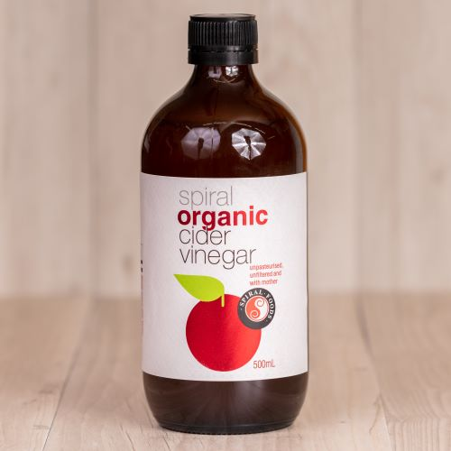 Spiral Organic Apple Cider Vinegar - 500ml