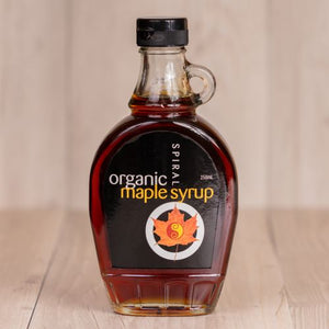 Organic Maple Syrup - 236ml