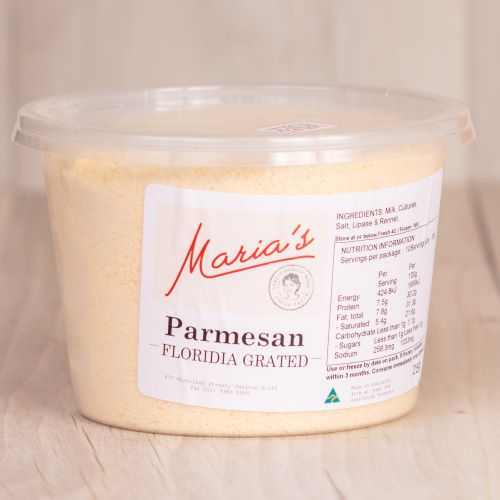 Grated Parmesan Cheese - 250g