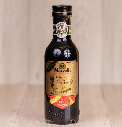 Balsamic Vinegar Mazzetti 4 leaf - 250ml