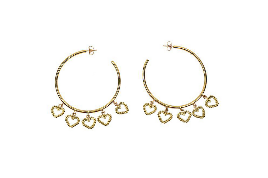 Pure Soul - Cathy Earrings - Tiger Soul Barcelona