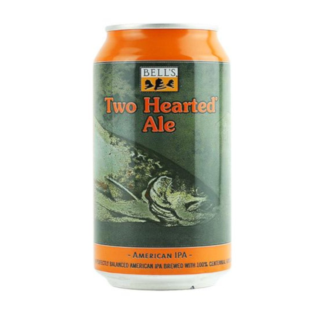 Bell's Two Hearted Ale All American IPA (6 pack cans)