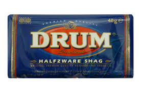 Drum Shag Rolling Tobacco Pouch