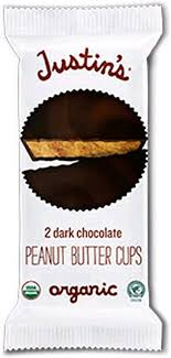 Justin's 2 Peanut Butter Cups Dark Chocolate