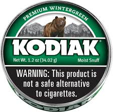Kodiak Premium Wintergreen