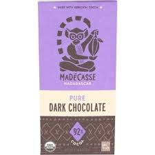 Madecasse Heirloom Chocolate Pure Dark