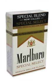 Marlboro Special Select Gold Box