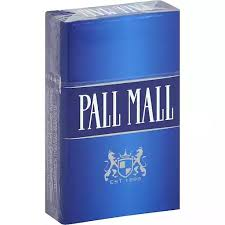Pall Mall Blue Box