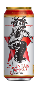 Roadhouse Mountain Jam Hazy IPA (4 pack cans)