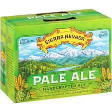 Sierra Nevada Pale Ale (12 pack cans)